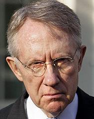 Harry Reid sinister