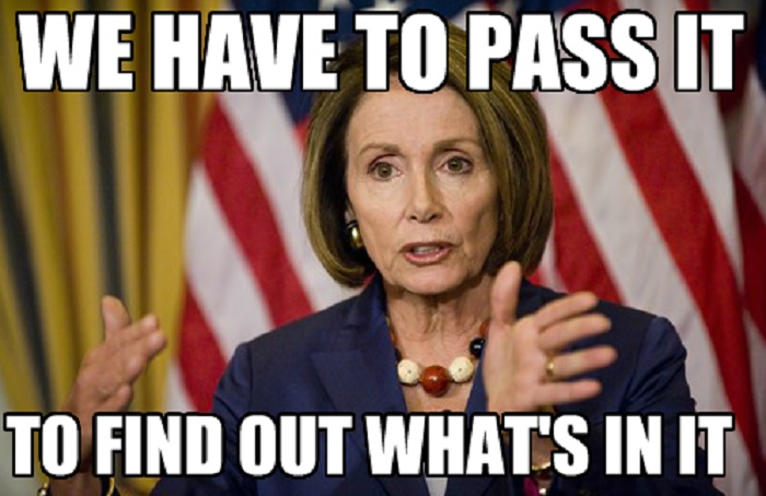 Pelosi in it