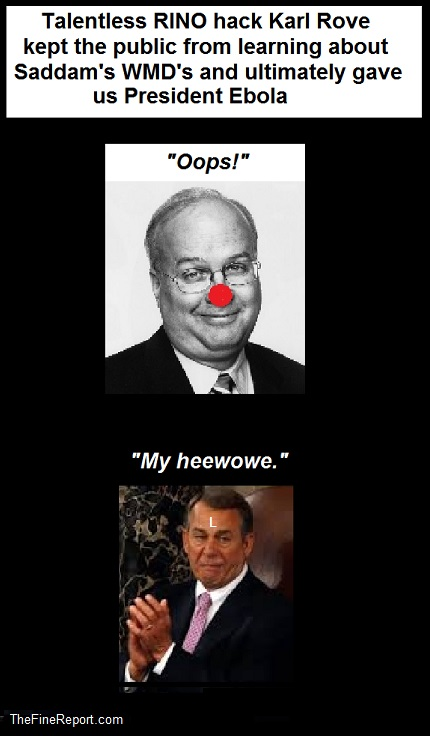 Rove and Boehner