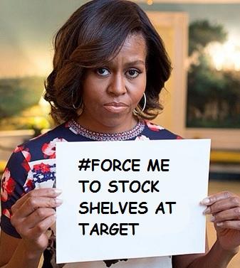 M Obama target