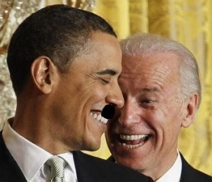 obama-biden-laughing with moustache