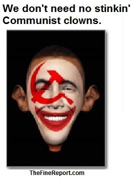 Commie clown