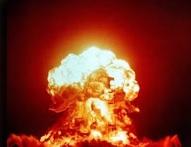 nuclear expolsion