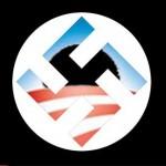 Obama nazi swastika