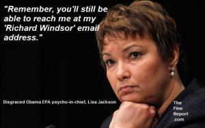Lisa Jackson EPA edited
