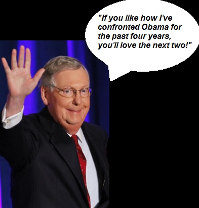 McConnell confront