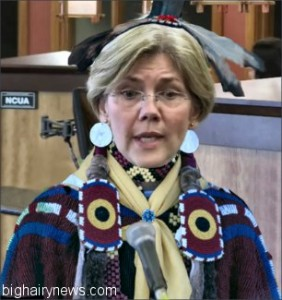 Elizabeth Warren indian