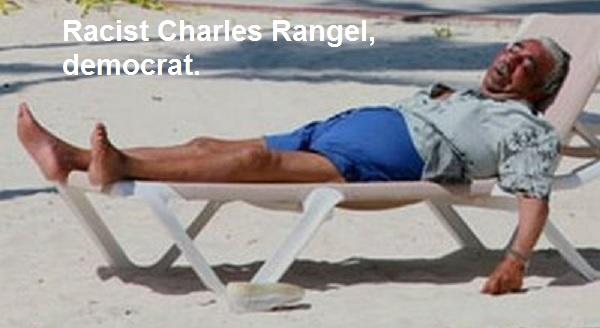 Rangel on becach