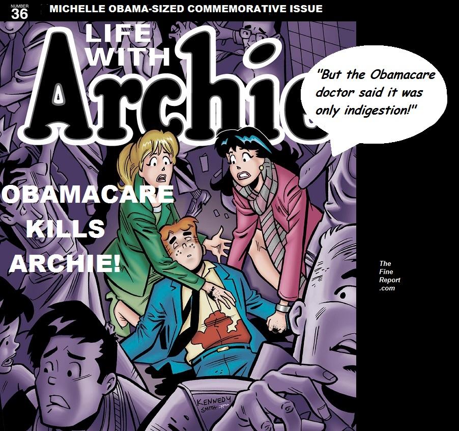 Archie dies EDITED