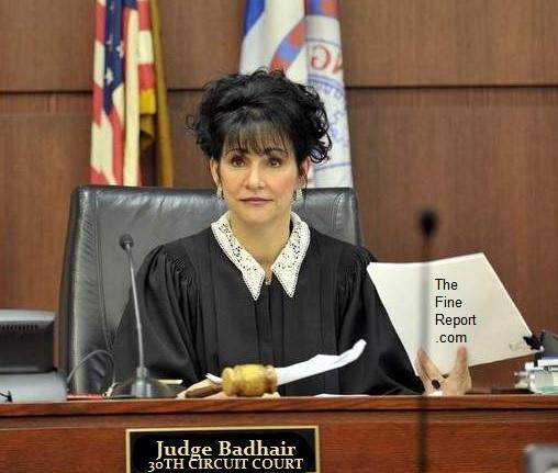 Judge Badhair