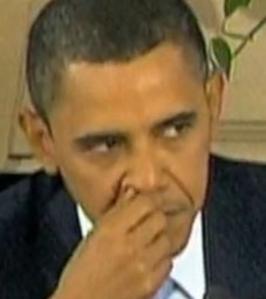 Obaman nose 2