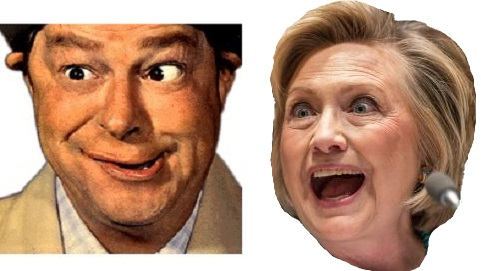 Crazy guggenheim and h clinton