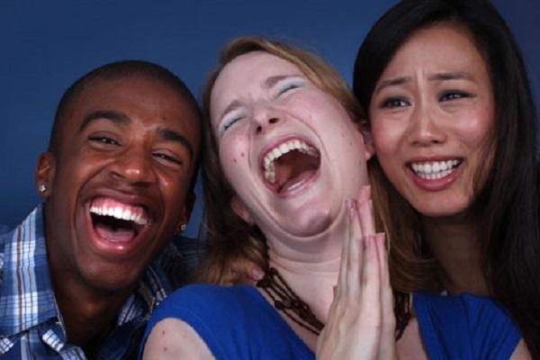 People Laughing large