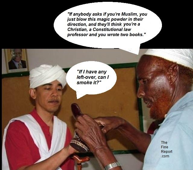 Obama muslim edited