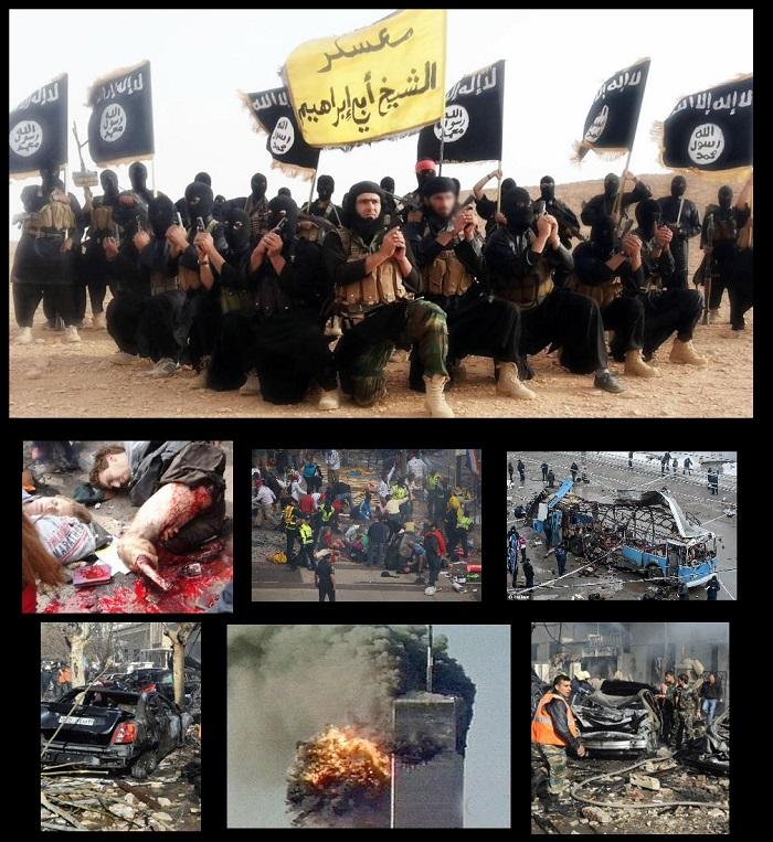 Major terrorist attack