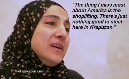 Boston terrorist mother