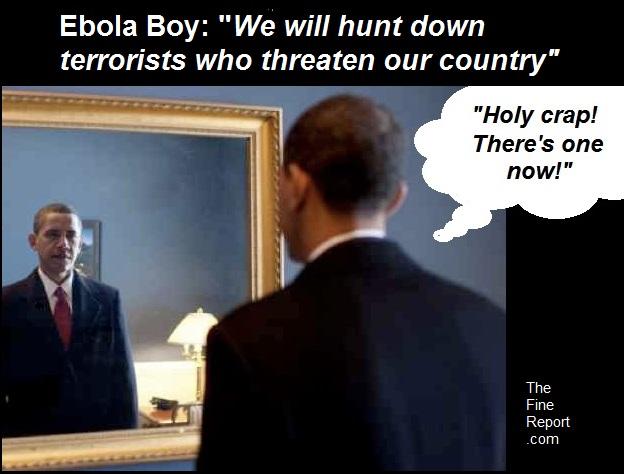 Obama terrorist