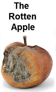 Rotten apple2