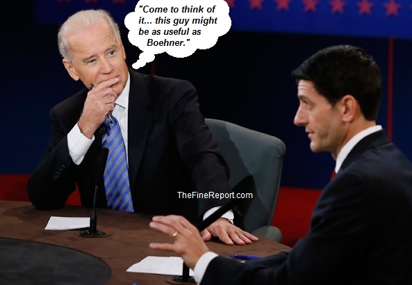 Ryan and Biden