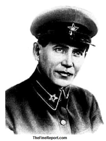Nikolai Yezhov (Chairman of the NKVD