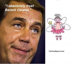 Boehner stupid
