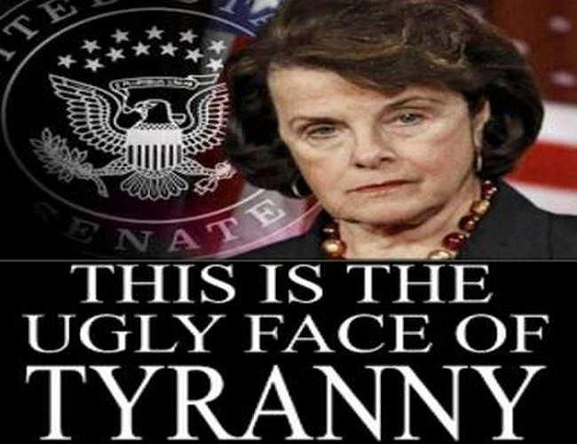 Feinstein fascist