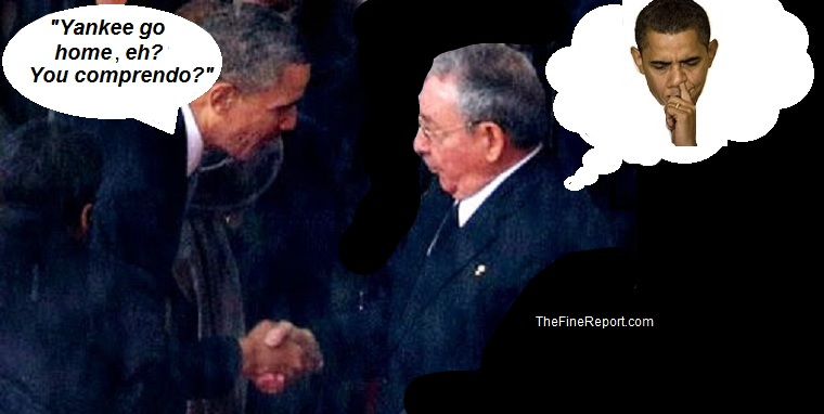 Meeting Castro