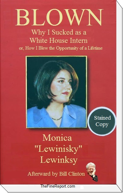 Monica Lewinsky - BLown