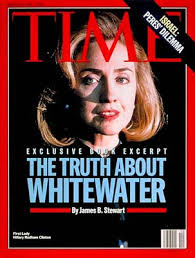 Truth about whitewater