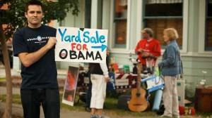 Obama yard sale