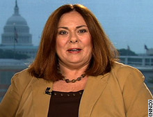 Candy Crowley fat