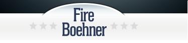 Fire Boehner