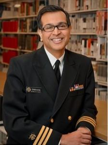 Dr Arjun Srinivasan