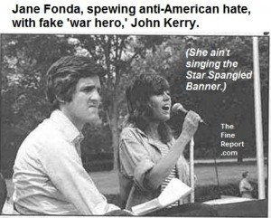 Kerry and Fonda