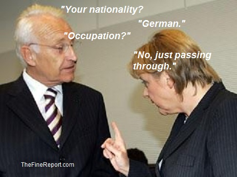 Merkel joke