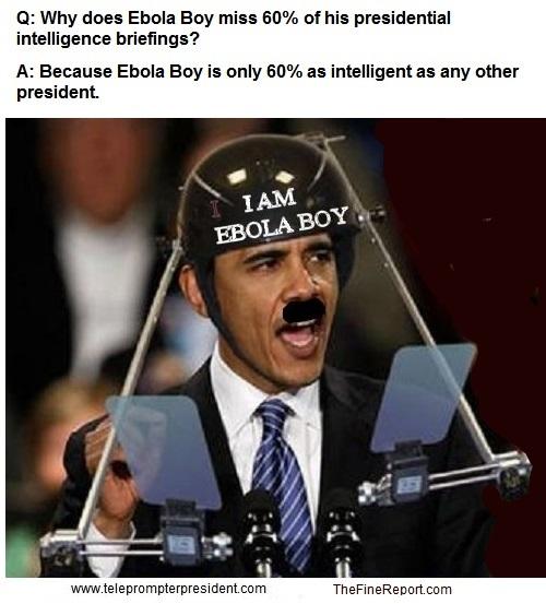 I am ebola boy