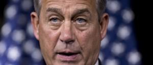 Boehner grim death