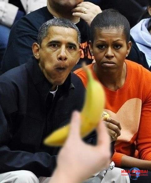 obama-banana
