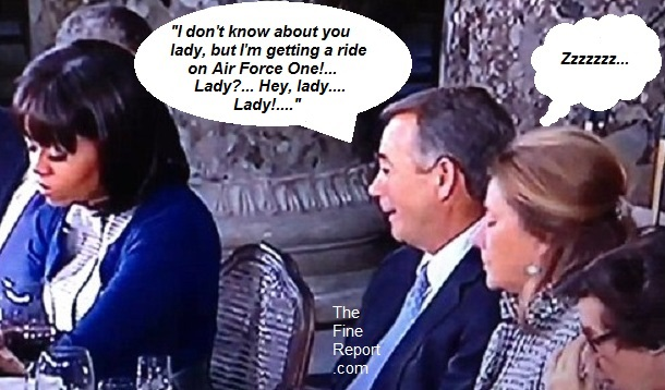 Boehner air force one2