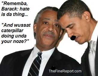 And obama hate edited