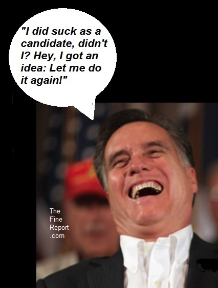 Romney sucked