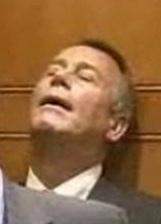 Boehner tired