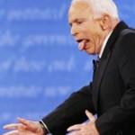 McCain crazy