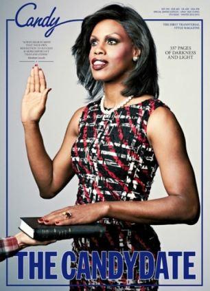 Transgender magazine