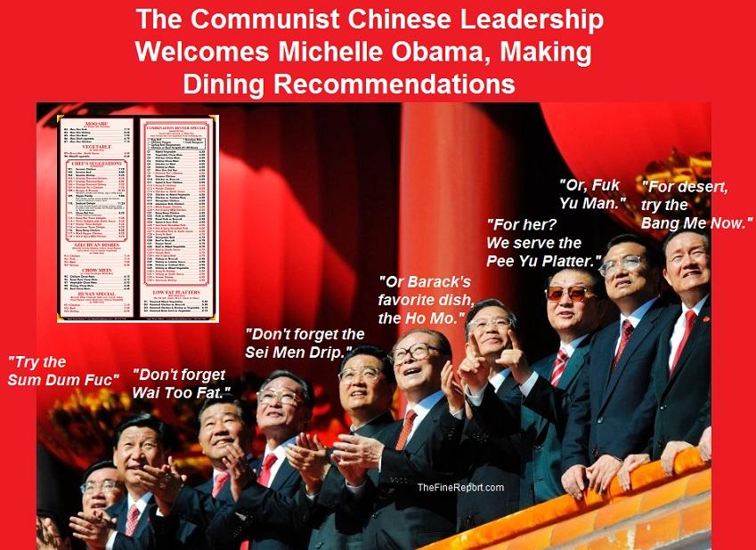 Chinese leadership edited