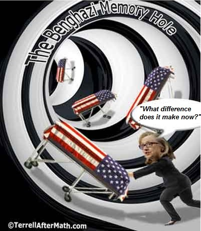 Benghazi memory hole