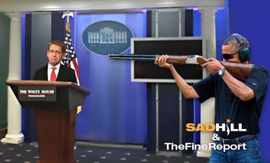 Shooting Jay carney