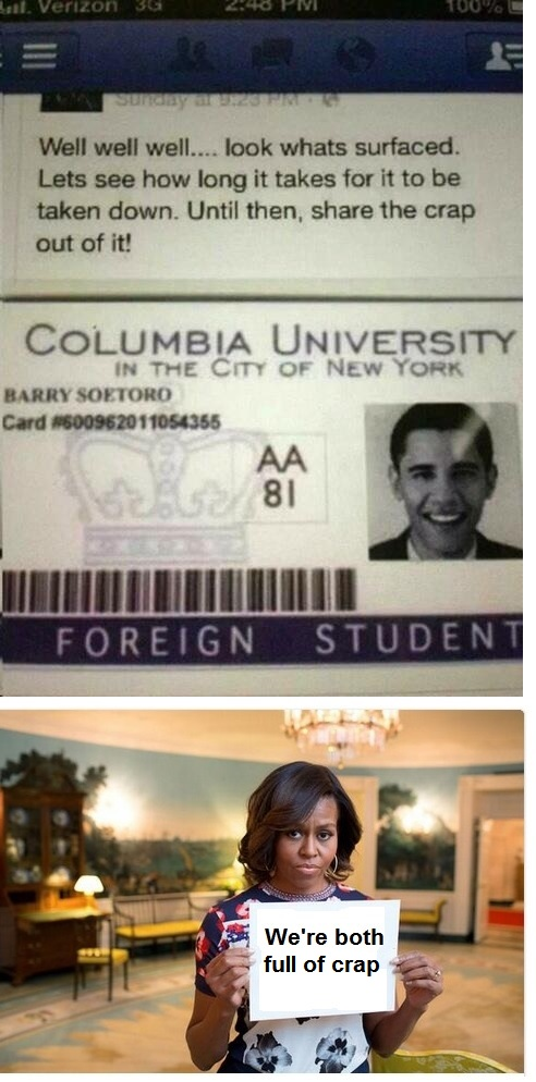 Columbia foreign student edited