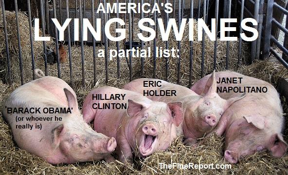 Talking pigs edited