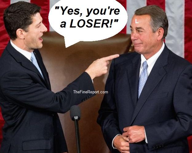 Ryan and Boehner